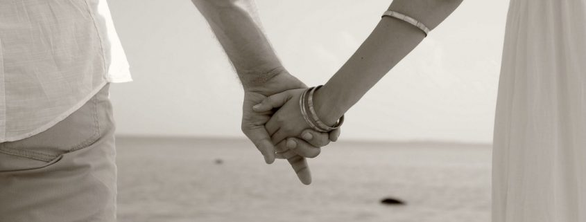 hands and love